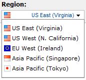 EC2-Regions