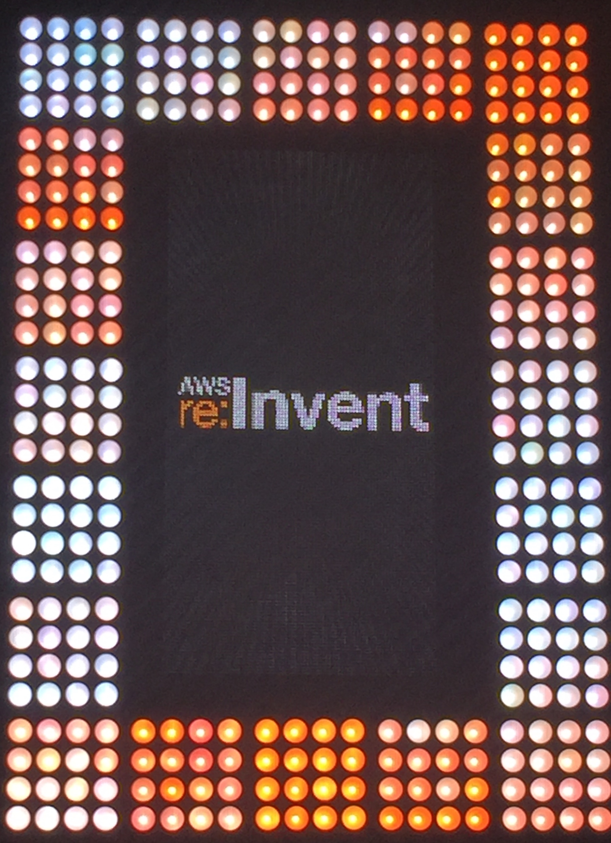 re:Invent - Vegas Style