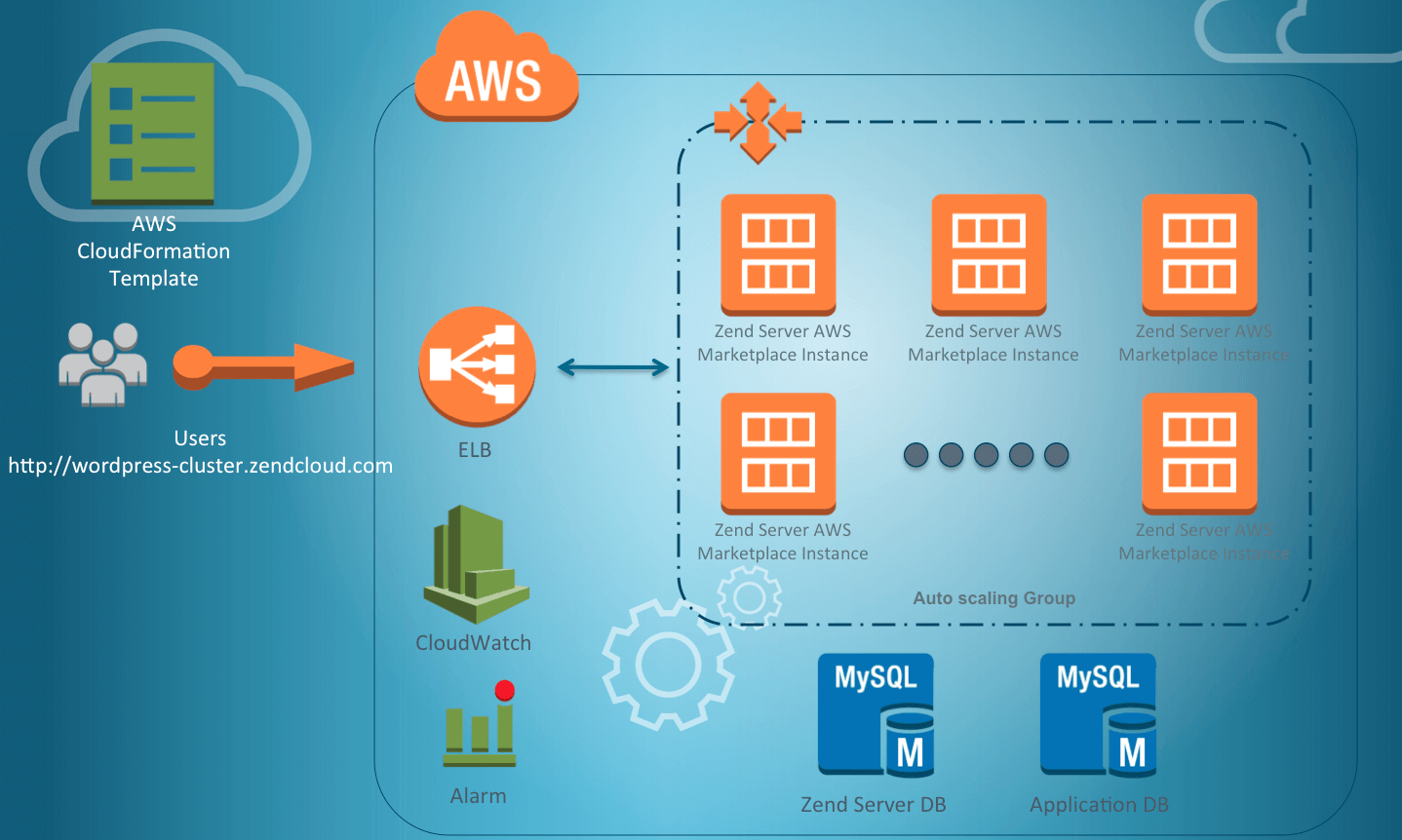 AWS Cluster