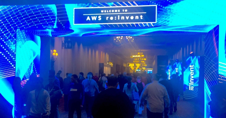 Welcome to AWS re:Invent