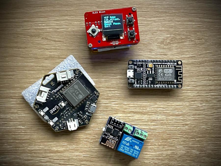 MCU IoT Devices